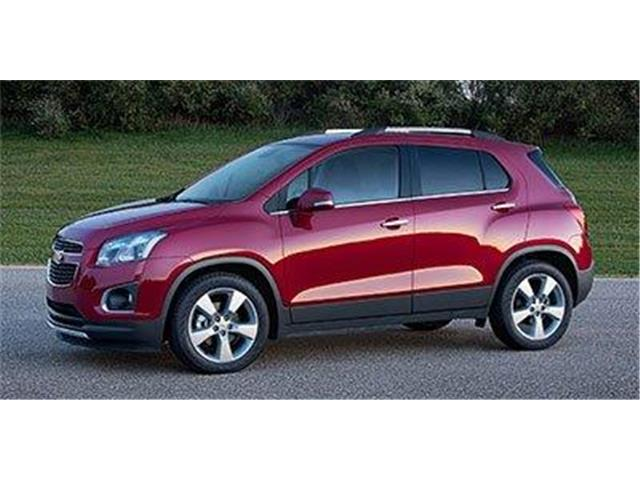 2015 Chevrolet Trax 2LT (Stk: 21451A) in Hanover - Image 1 of 1
