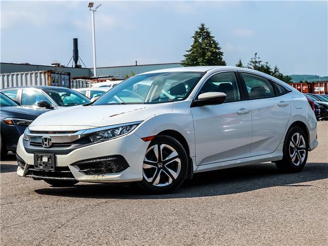 2018 Honda Civic LX (Stk: 3915) in Milton - Image 1 of 1
