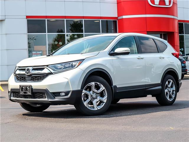 2017 Honda CR-V EX (Stk: 3916) in Milton - Image 1 of 1