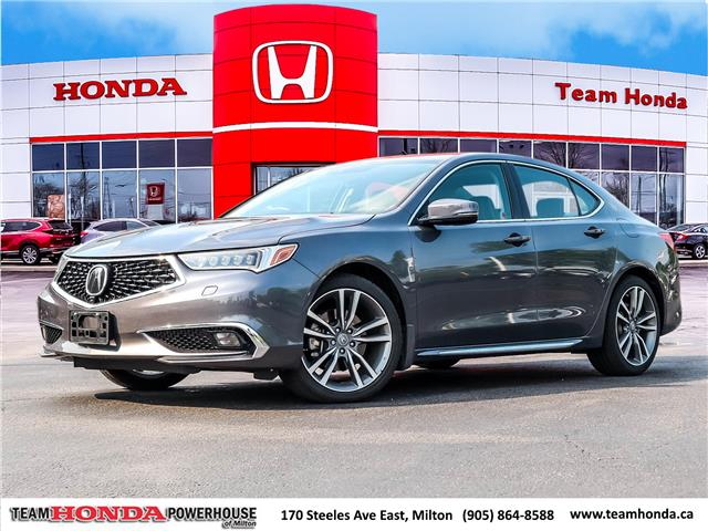 2019 Acura TLX  (Stk: 3922) in Milton - Image 1 of 30