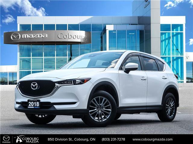 2018 Mazda CX-5 GS (Stk: 21223A) in Cobourg - Image 1 of 29