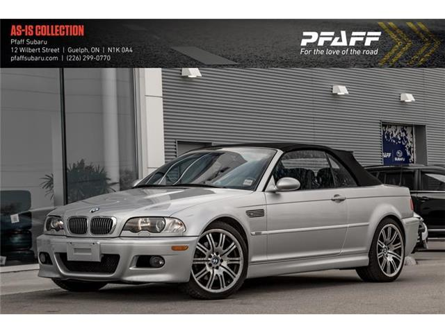2002 BMW M3 Base (Stk: SU0411) in Guelph - Image 1 of 15