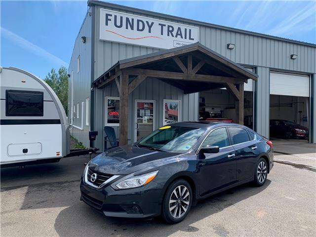 2017 Nissan Altima 2.5 SV (Stk: 1886b) in Sussex - Image 1 of 10