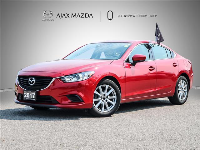 2017 Mazda MAZDA6 GS (Stk: P5854) in Ajax - Image 1 of 26