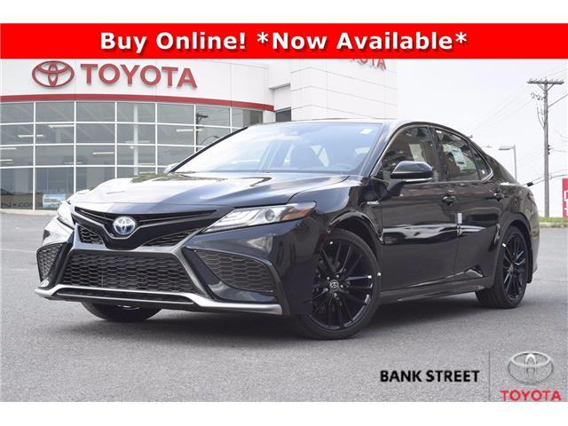 2021 Toyota Camry Hybrid XSE (Stk: 19-29369) in Ottawa - Image 1 of 25