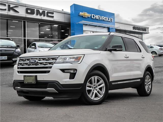 2018 Ford Explorer XLT (Stk: R01025A) in Ottawa - Image 1 of 29