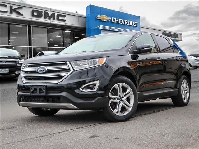 2018 Ford Edge Titanium (Stk: R10858A) in Ottawa - Image 1 of 31