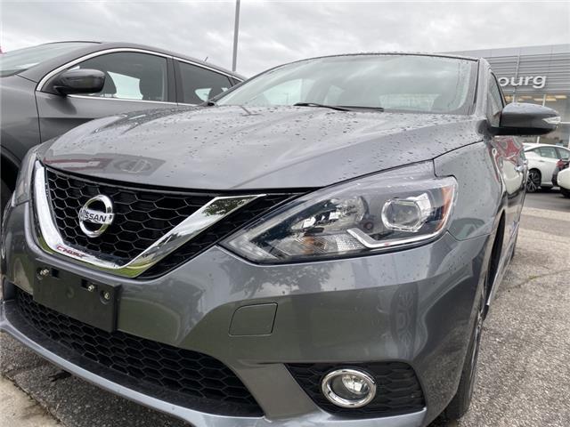 2016 Nissan Sentra 1.8 SR (Stk: CMY222878A) in Cobourg - Image 1 of 12