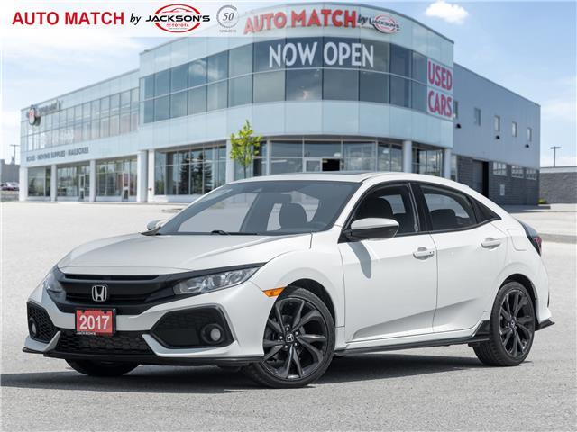 2017 Honda Civic Sport (Stk: U4980C) in Barrie - Image 1 of 21