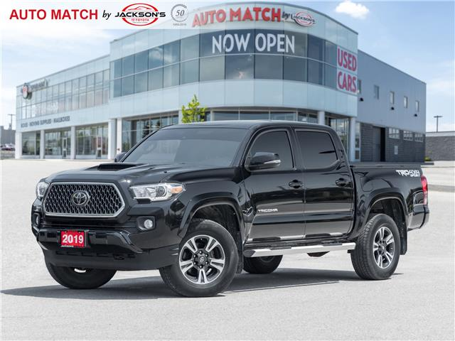 2019 Toyota Tacoma TRD Sport (Stk: U4719A) in Barrie - Image 1 of 23