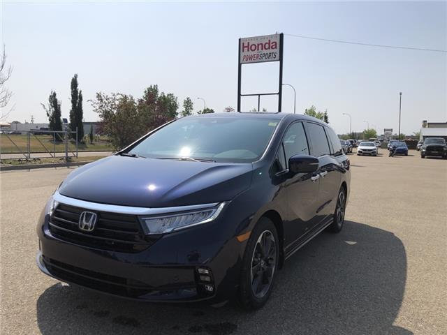 2022 Honda Odyssey Touring (Stk: H28-2002) in Grande Prairie - Image 1 of 28