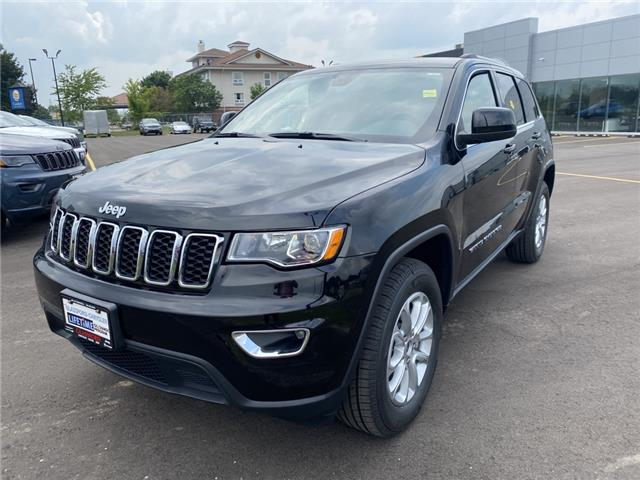 2021 Jeep Grand Cherokee Laredo (Stk: 21-222) in Ingersoll - Image 1 of 20