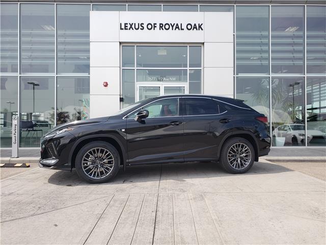 2021 Lexus RX 350 Base (Stk: L21459) in Calgary - Image 1 of 12