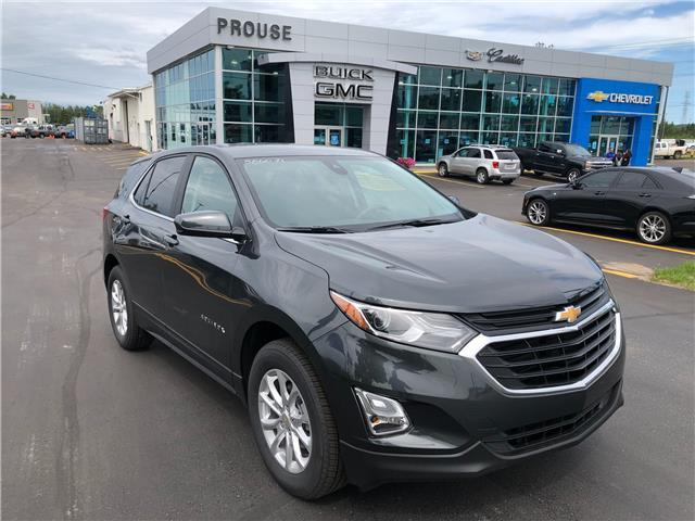 2021 Chevrolet Equinox LT (Stk: 5860-21) in Sault Ste. Marie - Image 1 of 12