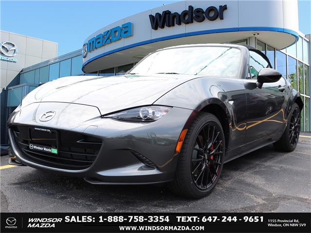 2021 Mazda MX-5 GS-P (Stk: M557959) in Windsor - Image 1 of 12