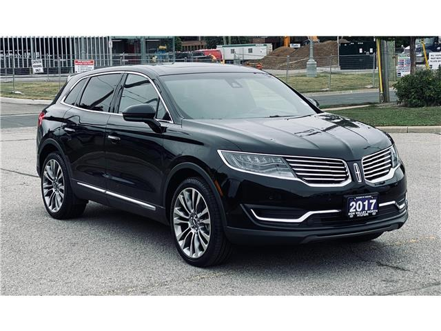 2017 Lincoln MKX Reserve (Stk: 16100145A) in Markham - Image 1 of 19