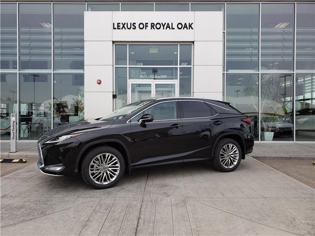 2021 Lexus RX 350 Base (Stk: L21485) in Calgary - Image 1 of 12