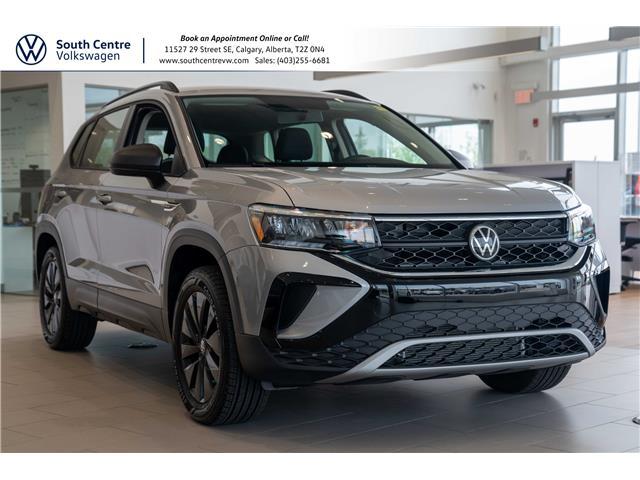 2022 Volkswagen Taos Trendline (Stk: 20004) in Calgary - Image 1 of 6