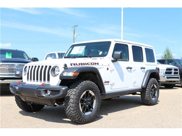 2021 Jeep Wrangler Unlimited Rubicon (Stk: MT110) in Rocky Mountain House - Image 1 of 29