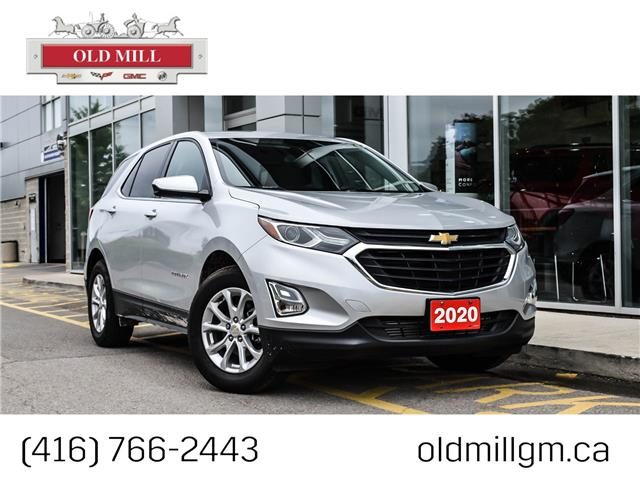 2020 Chevrolet Equinox LT (Stk: 161765U) in Toronto - Image 1 of 23