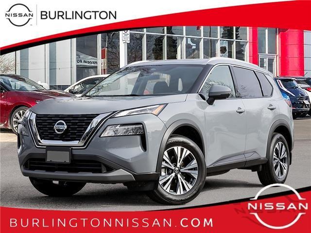 2021 Nissan Rogue SV (Stk: B3179) in Burlington - Image 1 of 23