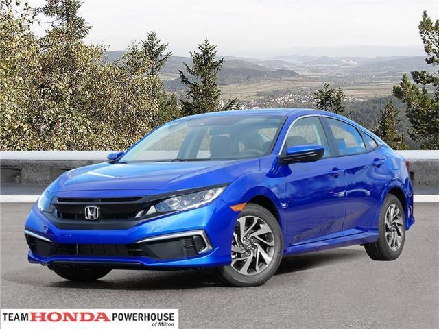 2021 Honda Civic EX (Stk: 21197) in Milton - Image 1 of 23