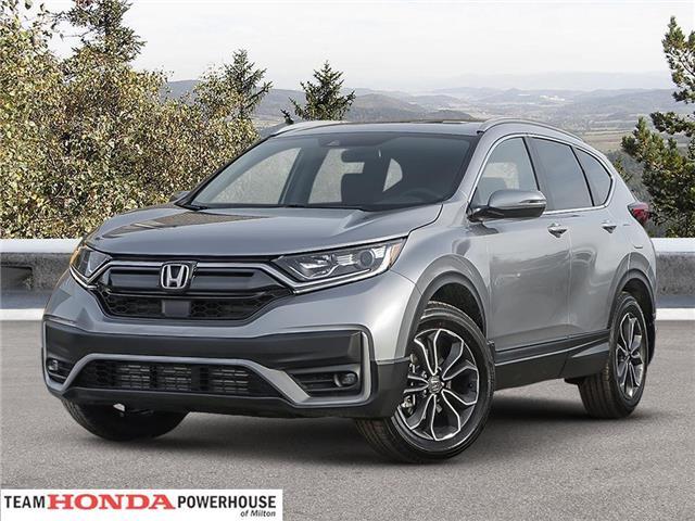 2021 Honda CR-V EX-L (Stk: 21220) in Milton - Image 1 of 16