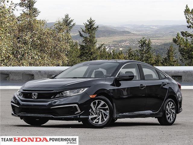 2021 Honda Civic EX (Stk: 21244) in Milton - Image 1 of 23
