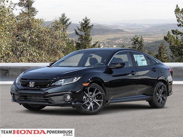 2021 Honda Civic Sport (Stk: 21100) in Milton - Image 1 of 23