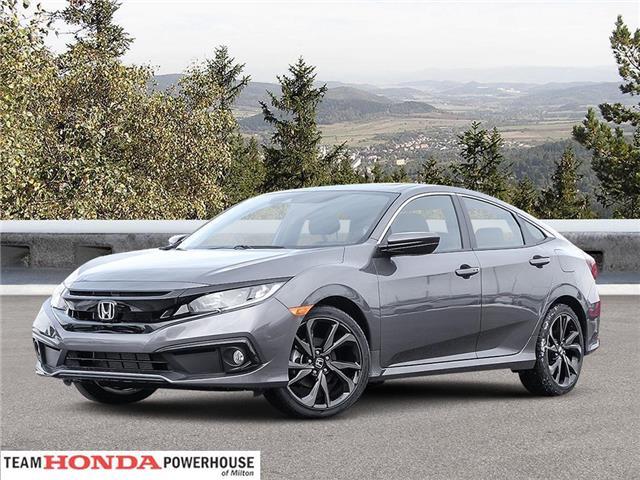 2021 Honda Civic Sport (Stk: 21216) in Milton - Image 1 of 23