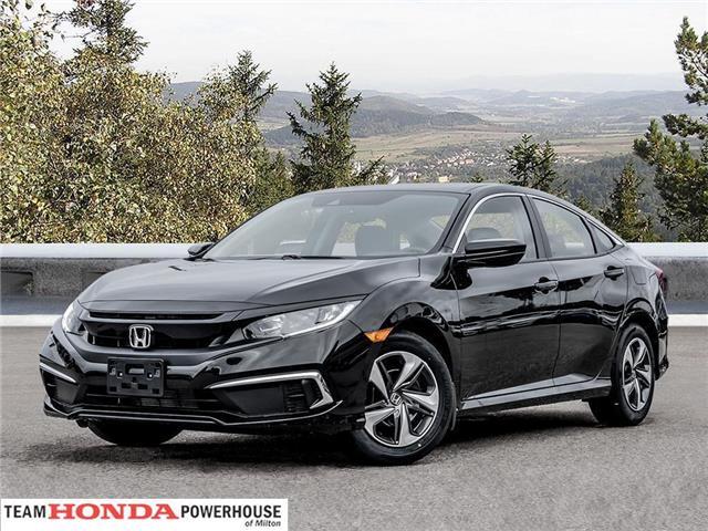 2021 Honda Civic LX (Stk: 21323) in Milton - Image 1 of 23