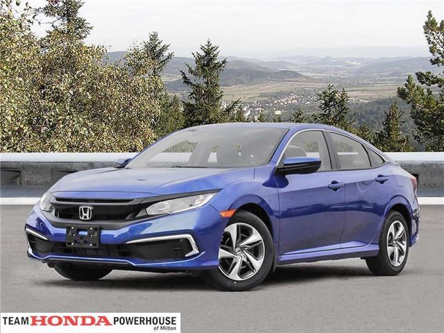 2021 Honda Civic LX (Stk: 21326) in Milton - Image 1 of 22