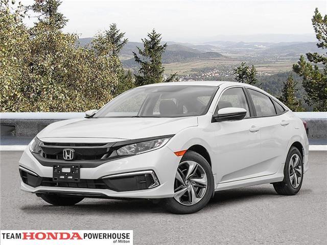2021 Honda Civic LX (Stk: 21338) in Milton - Image 1 of 23