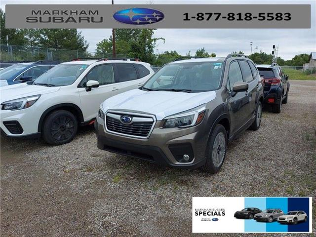 2021 Subaru Forester Touring (Stk: M-10180) in Markham - Image 1 of 2