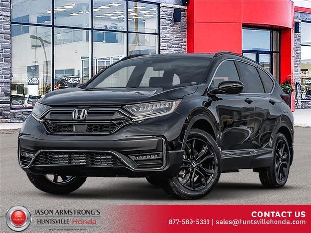 2021 Honda CR-V Black Edition (Stk: 221301) in Huntsville - Image 1 of 23