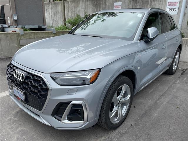 2021 Audi Q5 45 Technik (Stk: 210542) in Toronto - Image 1 of 5