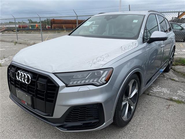 2021 Audi Q7 55 Technik (Stk: 211028) in Toronto - Image 1 of 5