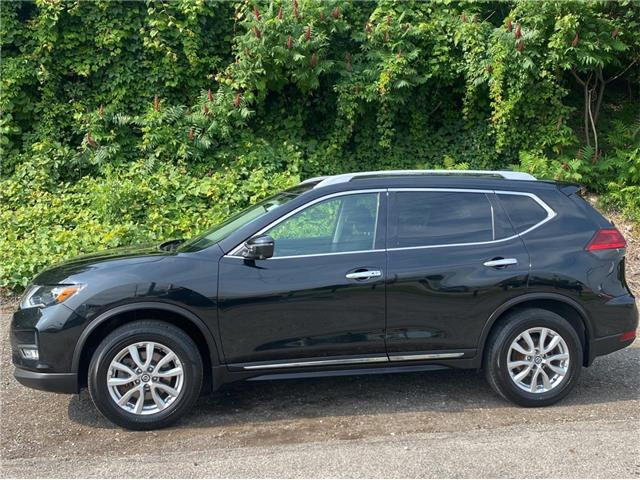 2017 Nissan Rogue  (Stk: M0478A) in London - Image 1 of 28
