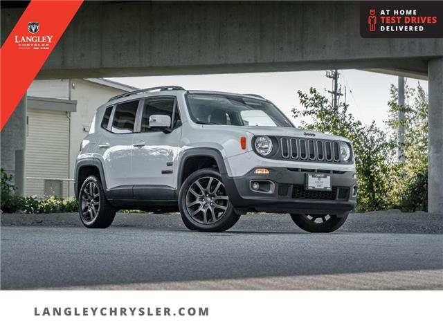 2016 Jeep Renegade North (Stk: LC0876) in Surrey - Image 1 of 30
