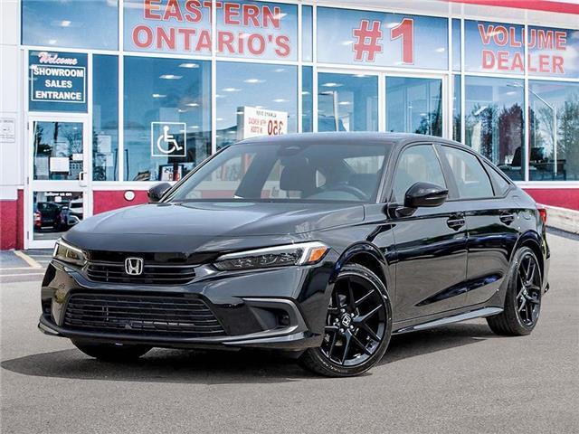 2022 Honda Civic Sport (Stk: 347110) in Ottawa - Image 1 of 20