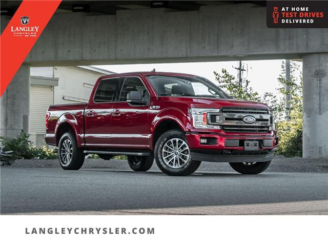 2020 Ford F-150 XLT (Stk: LC0815A) in Surrey - Image 1 of 29