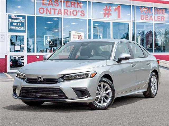 2022 Honda Civic EX (Stk: 347330) in Ottawa - Image 1 of 23