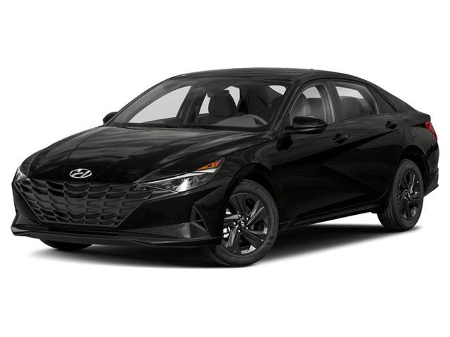 2021 Hyundai Elantra Preferred w/Sun & Tech Pkg (Stk: N23306) in Toronto - Image 1 of 9