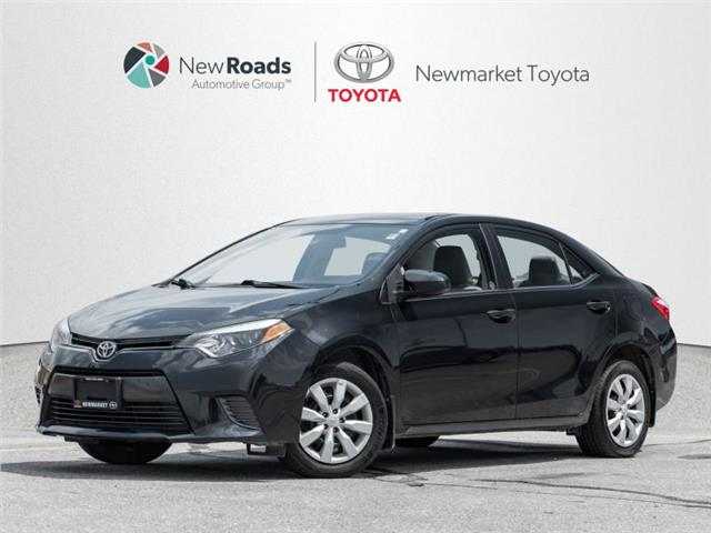2016 Toyota Corolla LE (Stk: 363311) in Newmarket - Image 1 of 22