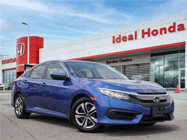 2017 Honda Civic LX (Stk: I210362A) in Mississauga - Image 1 of 23