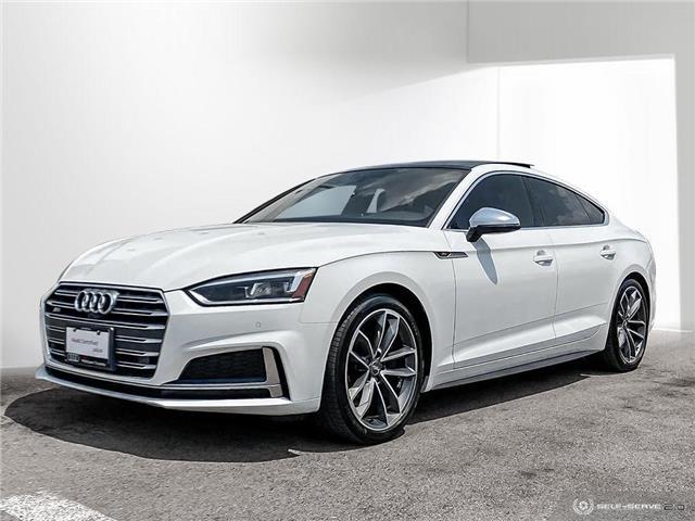 2018 Audi S5 3.0T Technik (Stk: P9333) in Toronto - Image 1 of 25