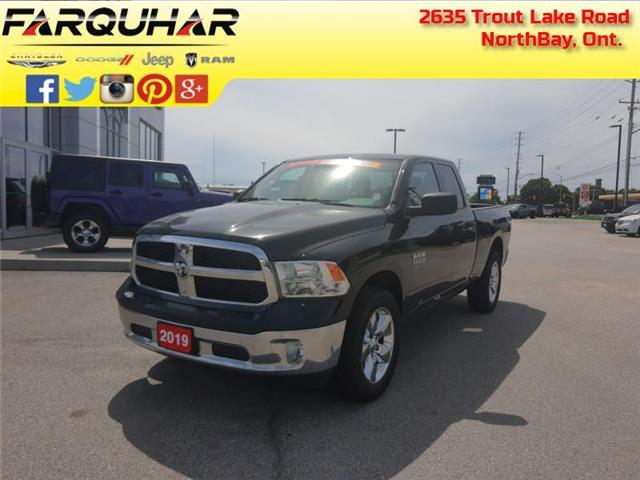2019 RAM 1500 Classic ST (Stk: 79417A) in North Bay - Image 1 of 30