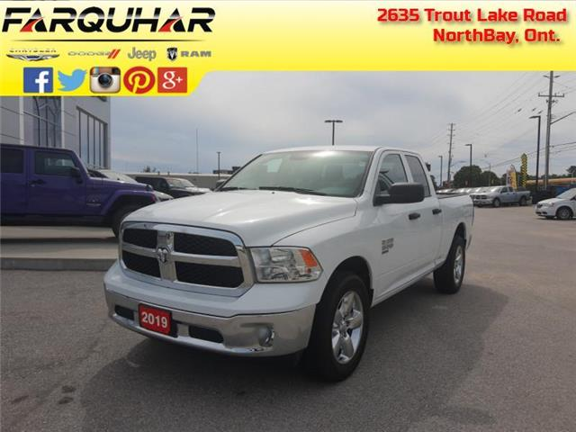 2019 RAM 1500 Classic ST (Stk: 79418A) in North Bay - Image 1 of 30