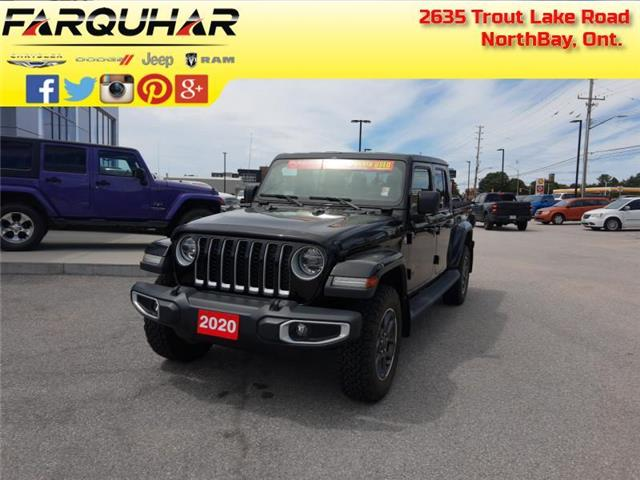 2020 Jeep Gladiator Overland (Stk: 21138A) in North Bay - Image 1 of 30