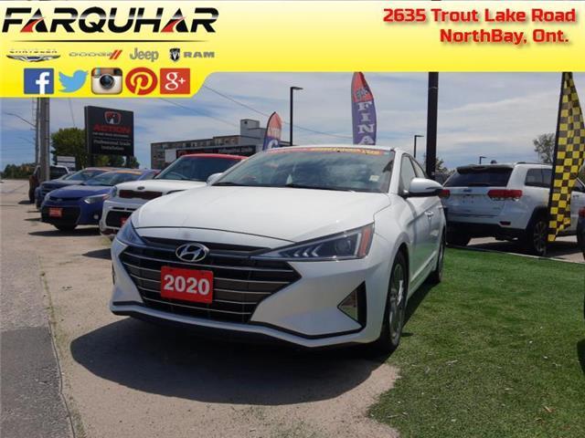 2020 Hyundai Elantra Preferred (Stk: 21142A) in North Bay - Image 1 of 30